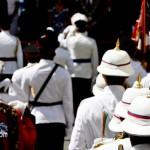 Queens Birthday Parade Bermuda Regiment Police Sea Cadets Reserve Police  June 18 2011 -1-29