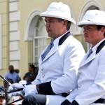 Queens Birthday Parade Bermuda Regiment Police Sea Cadets Reserve Police  June 18 2011 -1-33