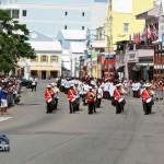 Queens Birthday Parade Bermuda Regiment Police Sea Cadets Reserve Police  June 18 2011 -1-39