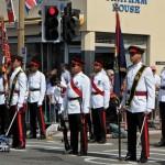 Queens Birthday Parade Bermuda Regiment Police Sea Cadets Reserve Police  June 18 2011 -1-4