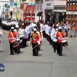 Queens Birthday Parade Bermuda Regiment Police Sea Cadets Reserve Police  June 18 2011 -1-40