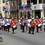 Queens Birthday Parade Bermuda Regiment Police Sea Cadets Reserve Police  June 18 2011 -1-41