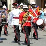 Queens Birthday Parade Bermuda Regiment Police Sea Cadets Reserve Police  June 18 2011 -1-43