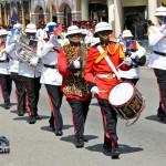 Queens Birthday Parade Bermuda Regiment Police Sea Cadets Reserve Police  June 18 2011 -1-44