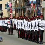 Queens Birthday Parade Bermuda Regiment Police Sea Cadets Reserve Police  June 18 2011 -1-46