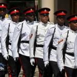 Queens Birthday Parade Bermuda Regiment Police Sea Cadets Reserve Police  June 18 2011 -1-47