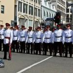 Queens Birthday Parade Bermuda Regiment Police Sea Cadets Reserve Police  June 18 2011 -1-5