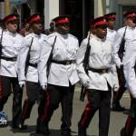 Queens Birthday Parade Bermuda Regiment Police Sea Cadets Reserve Police  June 18 2011 -1-51
