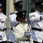 Queens Birthday Parade Bermuda Regiment Police Sea Cadets Reserve Police  June 18 2011 -1-52