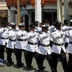 Queens Birthday Parade Bermuda Regiment Police Sea Cadets Reserve Police  June 18 2011 -1-54