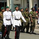 Queens Birthday Parade Bermuda Regiment Police Sea Cadets Reserve Police  June 18 2011 -1-55