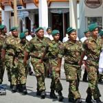 Queens Birthday Parade Bermuda Regiment Police Sea Cadets Reserve Police  June 18 2011 -1-56