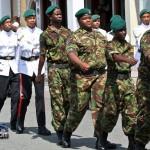 Queens Birthday Parade Bermuda Regiment Police Sea Cadets Reserve Police  June 18 2011 -1-57