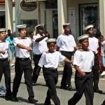 Queens Birthday Parade Bermuda Regiment Police Sea Cadets Reserve Police  June 18 2011 -1-59