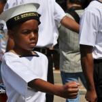 Queens Birthday Parade Bermuda Regiment Police Sea Cadets Reserve Police  June 18 2011 -1-60