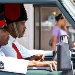 Queens Birthday Parade Bermuda Regiment Police Sea Cadets Reserve Police  June 18 2011 -1-62