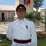 Queens Birthday Parade Bermuda Regiment Police Sea Cadets Reserve Police  June 18 2011 -1-65