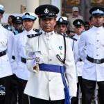 Queens Birthday Parade Bermuda Regiment Police Sea Cadets Reserve Police  June 18 2011 -1-7