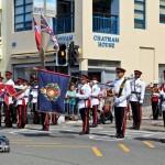 Queens Birthday Parade Bermuda Regiment Police Sea Cadets Reserve Police  June 18 2011 -1-8