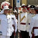 Queens Birthday Parade Bermuda Regiment Police Sea Cadets Reserve Police  June 18 2011 -1-9