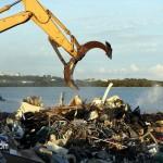 Airport Dump Fire Bermuda July 30 2011 (6)