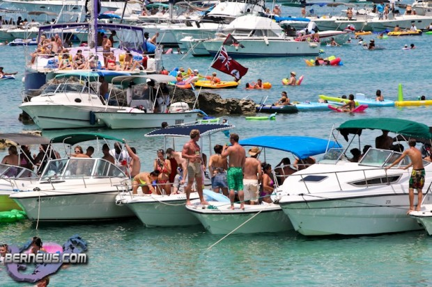 Non Mariners Race Bermuda July 31 2011-1-17