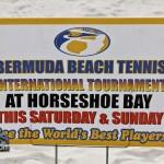 Beach Tennis Tournament Horseshoe Bay Beach Bermuda August 27 2011-1
