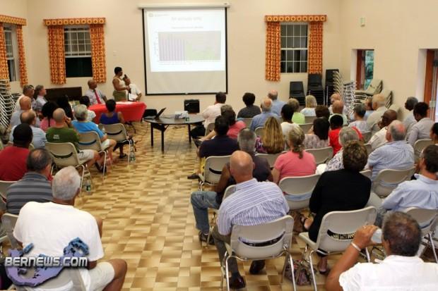 OBA Town Hall Meeting Bermuda August 11 2011 (2)