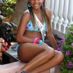 Zaakira Lee Miss Southampton Teen Bermuda July 31 2011-1-3