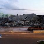 hwp after demolition