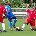 Corona League Football Soccer Bermuda September 17 2011-1-15