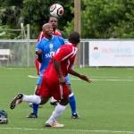 Corona League Football Soccer Bermuda September 17 2011-1-16