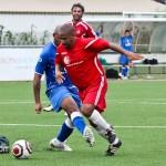 Corona League Football Soccer Bermuda September 17 2011-1-21