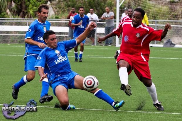 Corona League Football Soccer Bermuda September 17 2011-1-3