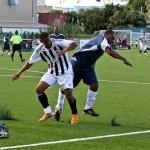 Corona League West End United Lock N Key Bermuda September 24 2011-1