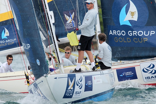 Argo Group Gold Cup - Match Racing Championship - Bermuda.