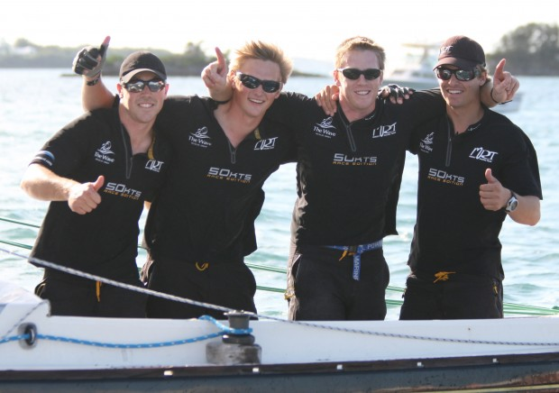 Argo Group Gold Cup - Match Racing Championship - Bermuda.