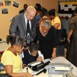 Braille Programme Launch Prospect PrimarySchool  Bermuda November 3 2011-1-3