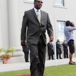 Re-Convening of the Legislature  Bermuda November 4 2011-1-18