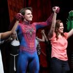 Rebbeca Faulkenberry Spider-Man