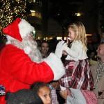 Santa At Tree Lighting Ceremony Bermuda November 25 2011-1