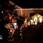 Christmas Decorations Lights Lighting Bermuda December 2011-1-10