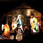 Christmas Decorations Lights Lighting Bermuda December 2011-1-11
