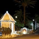 Christmas Decorations Lights Lighting Bermuda December 2011-1-13