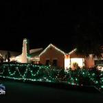 Christmas Decorations Lights Lighting Bermuda December 2011-1-17