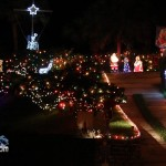Christmas Decorations Lights Lighting Bermuda December 2011-1-19