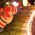 Christmas Decorations Lights Lighting Bermuda December 2011-1-23
