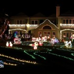 Christmas Decorations Lights Lighting Bermuda December 2011-1-46