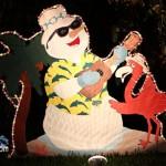 Christmas Decorations Lights Lighting Bermuda December 2011-1-47