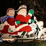Christmas Decorations Lights Lighting Bermuda December 2011-1-48
